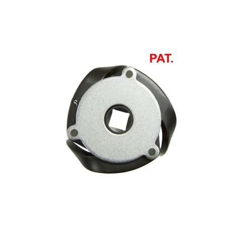 3 Jaw oil filter instant wrench (PATENT)